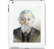 Old artist iPad Case/Skin