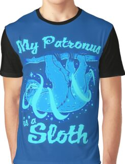 My Patronus Is Sloth Graphic T-Shirt