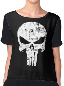 Punisher Chiffon Top