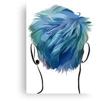 Michael Hair Canvas Print