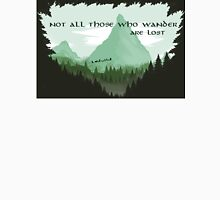 Firewatch Lord of the Rings Tokien Quote Green T-Shirt