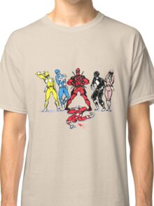 The new Power Ranger Classic T-Shirt