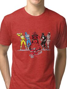 The new Power Ranger Tri-blend T-Shirt