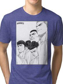 slam dunk. Tri-blend T-Shirt