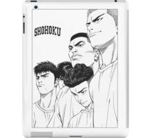 slam dunk. iPad Case/Skin