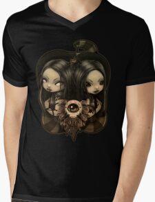Mirror Soul Mens V-Neck T-Shirt