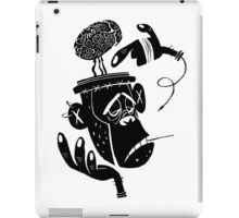 Numb Skull Monkey iPad Case/Skin