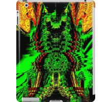 Glitch Pattern 007 iPad Case/Skin