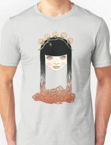 Spaghetti girl Unisex T-Shirt