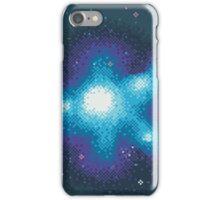 8Bit Galaxies:  Cornflower Nebula iPhone Case/Skin