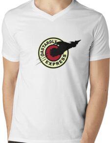 Dastardly & Muttley Express Mens V-Neck T-Shirt