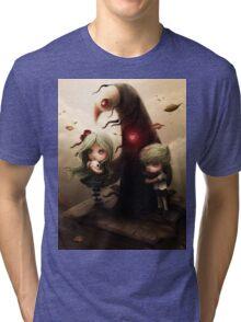 Everything dies Tri-blend T-Shirt