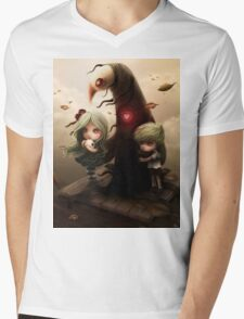 Everything dies Mens V-Neck T-Shirt