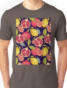 Mysterious tropical garden. Unisex T-Shirt