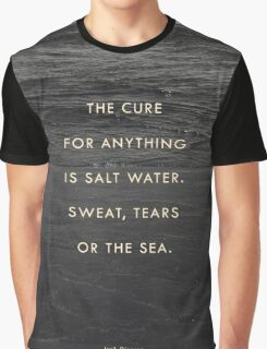 Salt Water Graphic T-Shirt