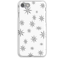 White Sheer Sun iPhone Case/Skin