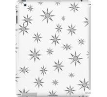 White Sheer Sun iPad Case/Skin