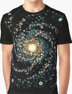 Messier 101 (8bit) Graphic T-Shirt