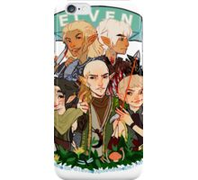 Dragon Age Elves iPhone Case/Skin
