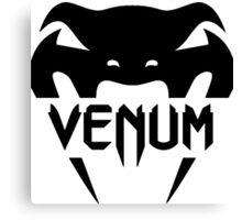 Venum Logo Ufc Canvas Print