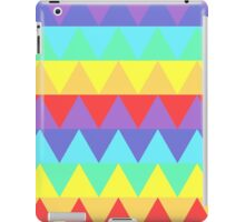 Pastel Rainbow Triangles iPad Case/Skin