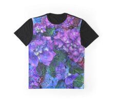 Wild Hydrangeas Graphic T-Shirt