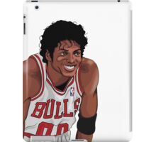 MJ Bulls iPad Case/Skin