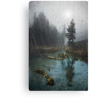 Kings Creek .2 Canvas Print