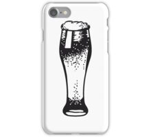 Beer Beer Glass pils iPhone Case/Skin