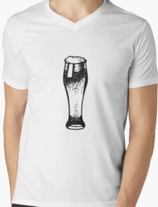Beer Beer Glass pils Mens V-Neck T-Shirt