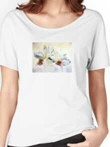 Orchid Waltz Women's Relaxed Fit T-Shirt