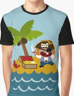 My Past Life - Pirate Graphic T-Shirt