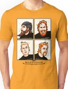 Mastotoons Unisex T-Shirt