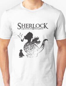Sherlock: A Scandal in Middle-earth Unisex T-Shirt