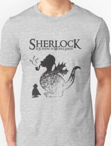 Sherlock: A Scandal in Middle-earth Unisex T-Shirt