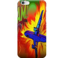 Comic Plane iPhone Case/Skin