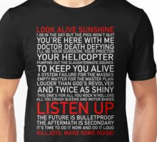 Look Alive Sunshine Unisex T-Shirt