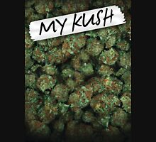 My Kush Weed Purple Haze Cannabis design Floral hemp marijuana Hoodie