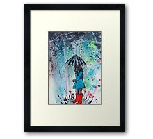 Stardust and Cynicism  Framed Print