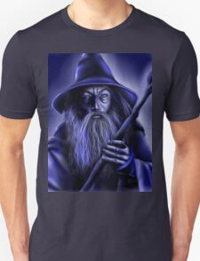 Gandalf in Blue T-Shirt
