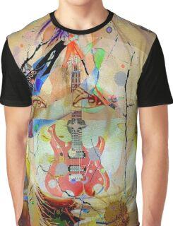 Music Girl Graphic T-Shirt