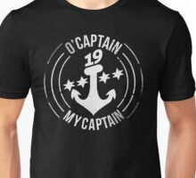 O'Captain My Captain Unisex T-Shirt