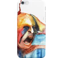 Happiness and Self-destruction iPhone Case/Skin