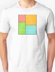attic Colorful Boxes T-Shirt