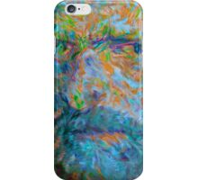 Vincent van Gogh Generative Portrait Variant iPhone Case/Skin