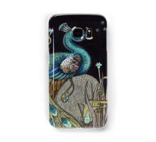 Mrs Peacock Samsung Galaxy Case/Skin