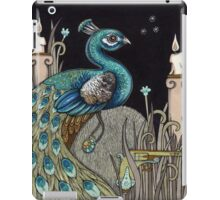 Mrs Peacock iPad Case/Skin
