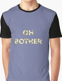 Oh Bother | Spellerific Spring Graphic T-Shirt