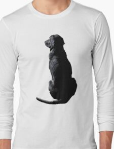 Ajax Watches the World Go By Long Sleeve T-Shirt