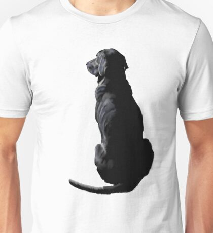 Ajax Watches the World Go By Unisex T-Shirt